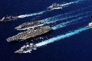 Mỹ đem tàu sân bay đến Trung Đông 'dằn mặt' Iran