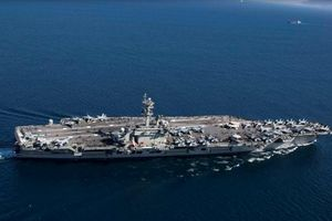 Tàu sân bay và chiến đấu cơ Mỹ đến Trung Đông giữa căng thẳng với Iran