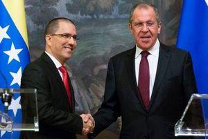 Ngoại trưởng Nga kêu gọi Mỹ từ bỏ kế hoạch lật đổ Tổng thống Venezuela