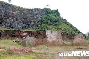 Hiện trường khu di sản văn hóa bị tàn phá ở Hải Phòng