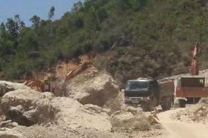 Phản đối doanh nghiệp khai thác đất trái phép, một người phụ nữ thiệt mạng