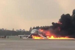 Nga không ngừng bay Sukhoi Superjet 100 bất chấp tai nạn thảm khốc