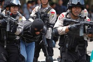 Indonesia chặn đứng âm mưu tấn công khủng bố
