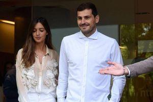 Casillas thừa nhận khó trở lại thi đấu trong ngày xuất viện