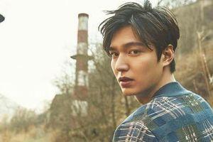 Lee Min Ho đóng phim của ê-kíp 'Hậu duệ mặt trời' sau khi xuất ngũ