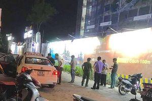 TP Hồ Chí Minh: Truy bắt tên cướp cứa cổ tài xế taxi