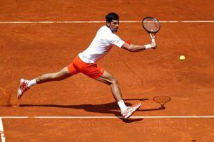 Madrid Open ngày 3: Djokovic thắng chóng vánh