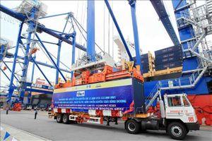 Cảng Hải Phòng: Lọt top 20 cảng biển đón tàu siêu trọng thế giới