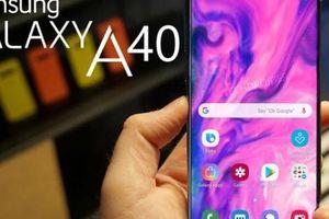 Video trải nghiệm thực tế Galaxy A40