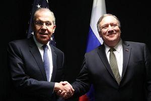 Ngoại trưởng Nga, Mỹ thảo luận các vấn đề ổn định chiến lược