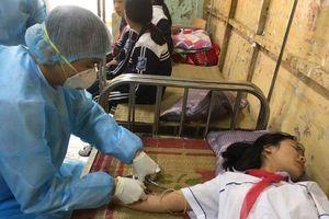 Dập kịp thời ổ dịch cúm khiến 92 giáo viên, học sinh nhiễm bệnh