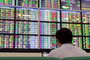 VN-Index giảm gần 17 điểm