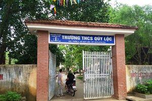 Thanh Hóa: Một thầy giáo nhập viện do người nhà học sinh hành hung