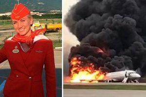 Cháy máy bay khiến 41 người chết ở Nga: Chuyện chưa kể về những 'người hùng áo đỏ'
