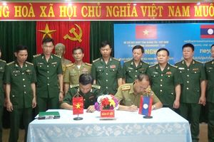 Nâng cao hiệu quả phối hợp phòng chống ma túy và tội phạm giữa BĐBP Quảng Trị và Ty An ninh tỉnh Savannakhet