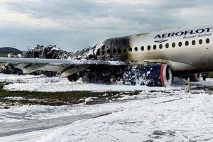 Nga sẽ không cấm máy bay Sukhoi sau tai nạn