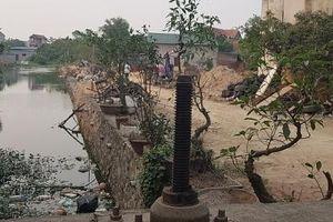 Tại xã La Phù, huyện Hoài Đức: Công trình sai phạm được bảo vệ?