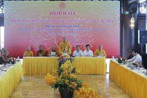 Đại lễ Vesak 2019 nâng cao vai trò của Phật giáo Việt Nam trong hội nhập quốc tế