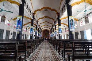 Nhà thờ Bùi Chu cần chữa trị như bệnh nhân
