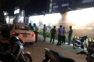 Nghi án tài xế taxi bị cướp cứa cổ trong đêm
