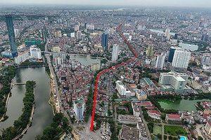 Đề nghị Hà Nội công khai hồ sơ pháp lý đường 'đắt nhất hành tinh'