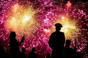 Nga sẽ bắn 10.000 quả pháo hoa trong lễ kỷ niệm Ngày Chiến thắng