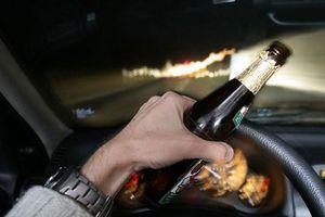 Chỉ uống 2 cốc bia, nguy cơ gặp tai nạn giao thông cao hơn 40 lần