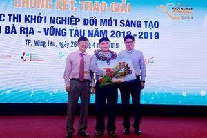 Thầy Trần Thái Sơn mê nghiên cứu khoa học, khởi nghiệp