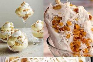 Ba cách làm kem chuối ngon tại nhà nhanh và đơn giản nhất