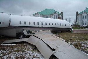 Rơi máy bay cho giới siêu giàu ở Mexico, không ai sống sót