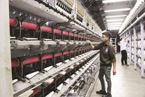 'Sức khỏe' 12 đại dự án 'đắp chiếu': Sự hồi sinh của Nhà máy xơ sợi Đình Vũ