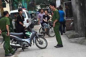 Đã bắt giữ đối tượng đâm chết bố đẻ ở Hà Nội