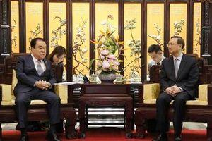 Tăng cường liên lạc Trung-Hàn về phi hạt nhân hóa Bán đảo Triều Tiên