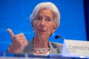 Tổng giám đốc IMF: Căng thẳng thương mại Mỹ - Trung là mối đe dọa đối với kinh tế thế giới