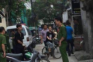 Hà Nội: Truy bắt đối tượng trong nghi án con giết bố