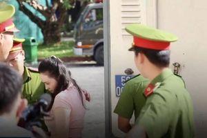 'Hot girl Ngọc Miu' e ấp hầu tòa cùng trùm ma túy Hoàng 'béo'