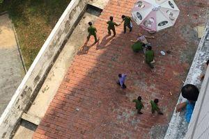Xác định danh tính người đàn ông tử vong nghi rơi từ tầng 8 bệnh viện