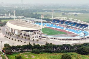Công bố quyết định thanh tra tại Khu Liên hợp Thể thao quốc gia