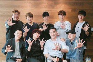 Thành viên cuối cùng xuất ngũ: Leeteuk lập tức 'nhắc nhẹ' về màn comeback đủ thành viên của Super Junior