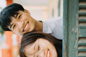 Bộ ảnh 'Thanh xuân có em' của cặp teen 10X Thái Bình 'gây bão' cộng đồng