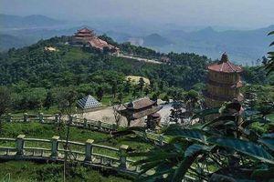 Hà Nội: Kiểm tra việc xây dựng trên đất rừng tại Thạch Thất