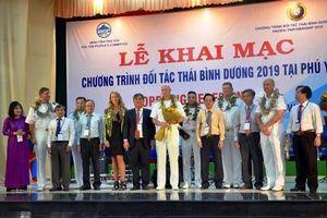 Phú Yên khởi động Chương trình Đối tác Thái Bình Dương 2019