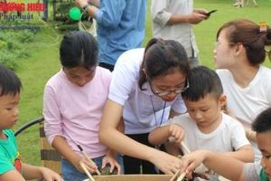 Dự án đầu tiên tại Việt Nam 'xanh hóa' không gian sư phạm