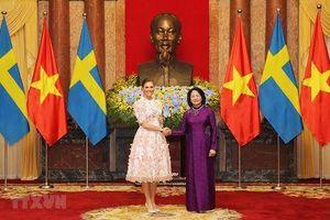 Việt Nam, Thụy Điển tăng cường hợp tác đầu tư và kinh doanh