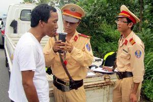 Phó Thủ tướng chỉ đạo xử nghiêm vi phạm nồng độ cồn, ma túy lái xe