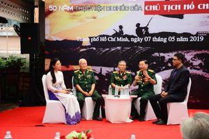 Chuỗi hoạt động kỷ niệm 65 năm chiến thắng Điện Biên Phủ tại Đường sách TP HCM