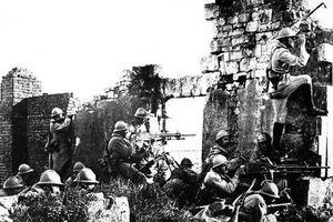 Ảnh hiếm lột tả chân thực những trận chiến khốc liệt trong Thế chiến I