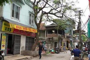 Người đàn ông chết bất thường trên vũng máu ở Hà Nội