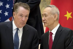 Đàm phán thương mại Mỹ-Trung: Phó Thủ tướng Lưu Hạc sang Mỹ ngày 9/5