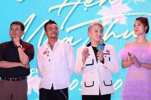 Hoàng Oanh và dàn sao rạng ngời trong buổi công chiếu Ước hẹn mùa thu